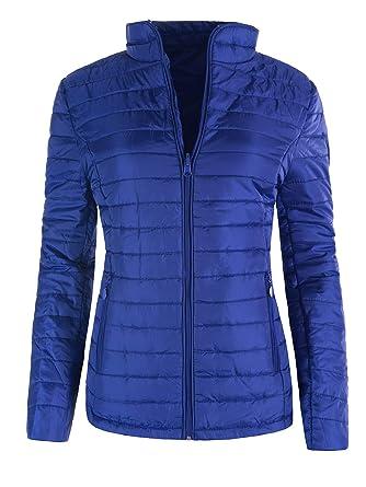 online store 64b4b d9ccc P075 Damen Winter Mantel Jacke Steppjacke Parka Jacket ...