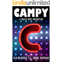 Campy (Ballsy Boys Book 4)