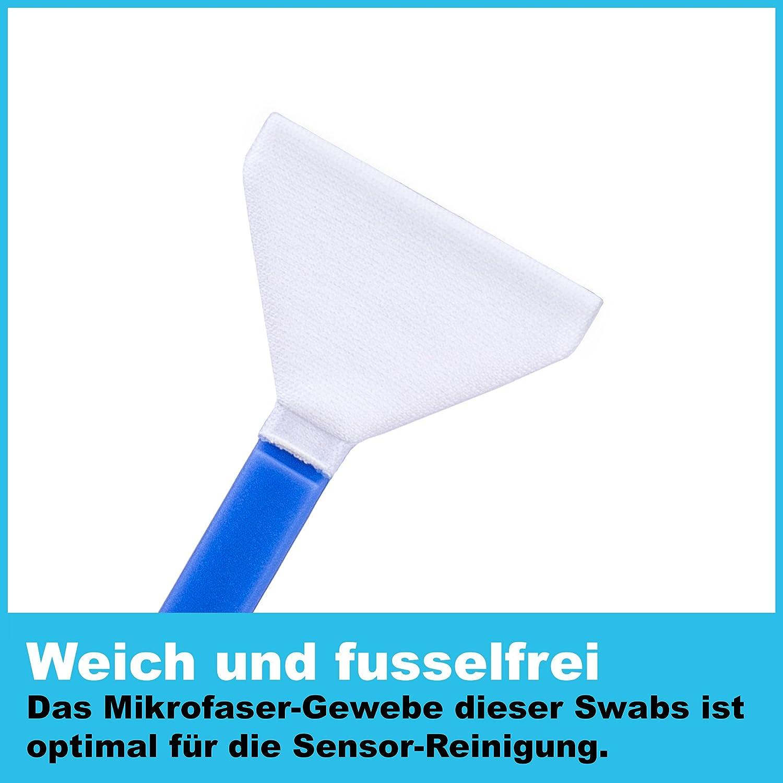 Lens Aid Sensor Swabs Zur Reinigung Von Vollformat Kamera