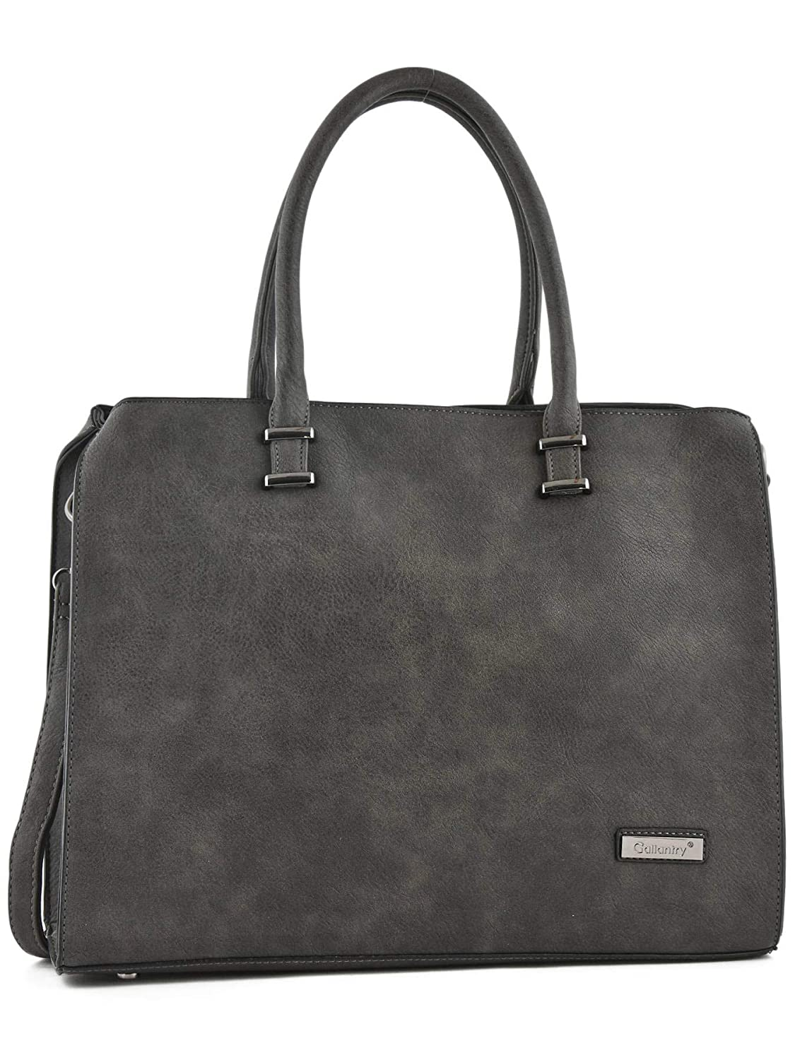 Gallantry Sac Shopping Format A4 Femme Gris