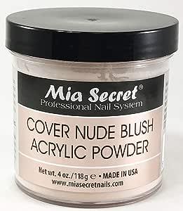 Mia Secret - Cover Nude Blush Acrylic Powder 4oz