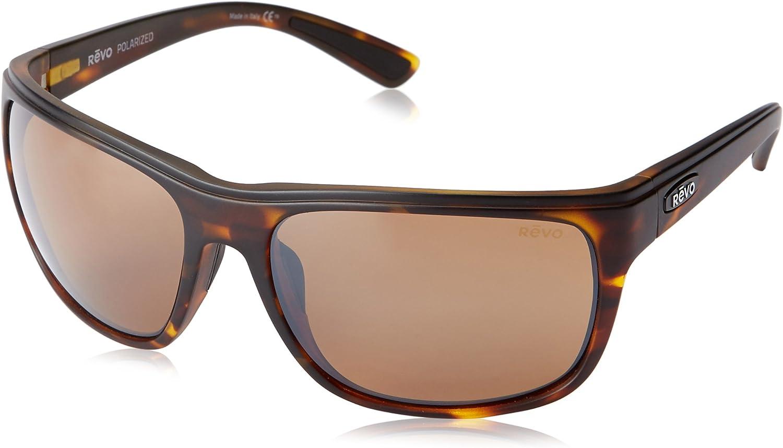 Revo Lunettes de soleil Homme marron 6,20 cm: Amazon