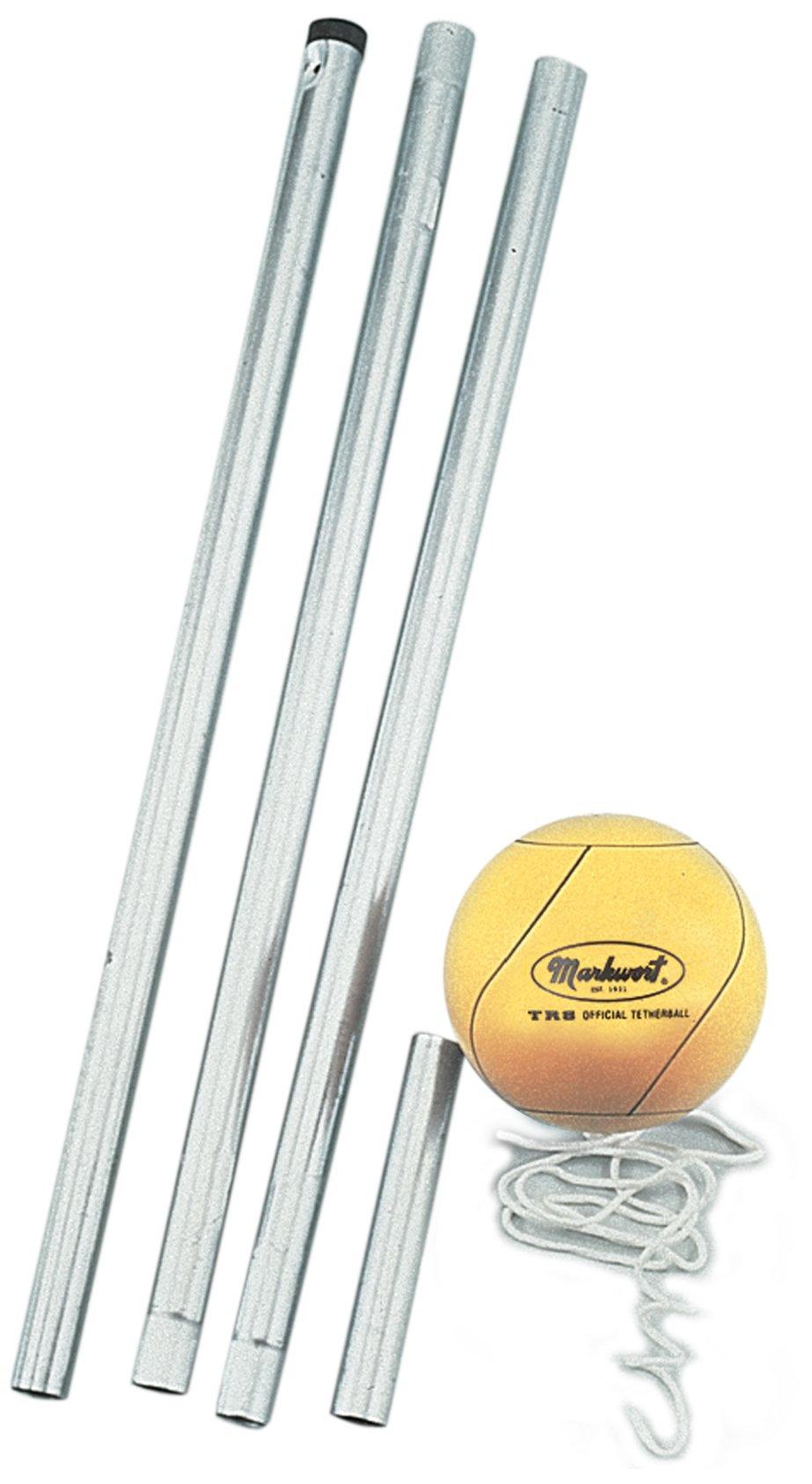 Markwort Official Tetherball Complete Set (9-Foot) by Markwort