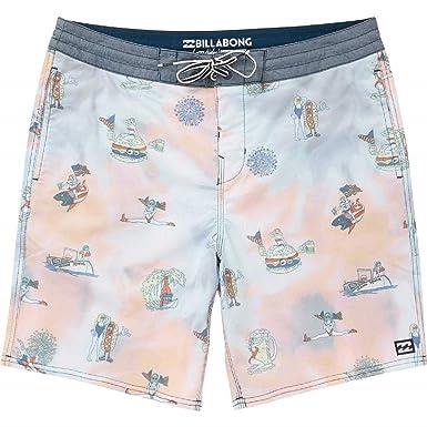 ce6765ded2 Amazon.com: Billabong Men's Sundays Lo Tides: Clothing