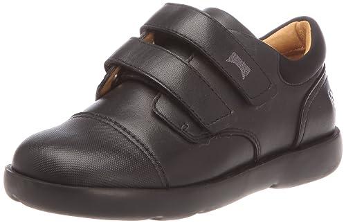 Aula NiñoColor Negro Camper Sintético 80281 Material Zapatos De Y7vf6gby