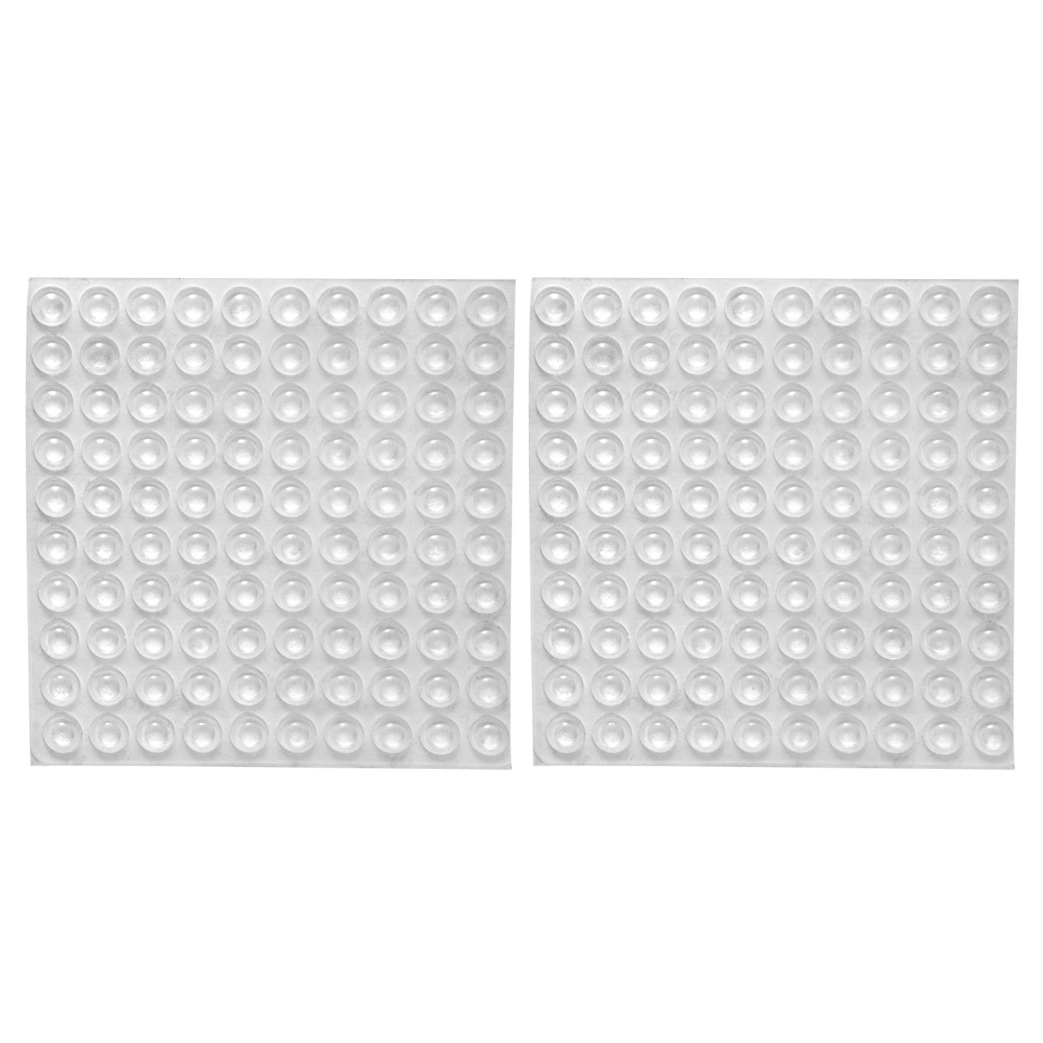 Clear Rubber Feet Adhesive Bumper Pads Self Stick Bumpers Sound ...