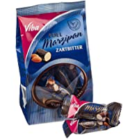 Viba - Bolsa de mini mazapanes con chocolate puro - 125 g