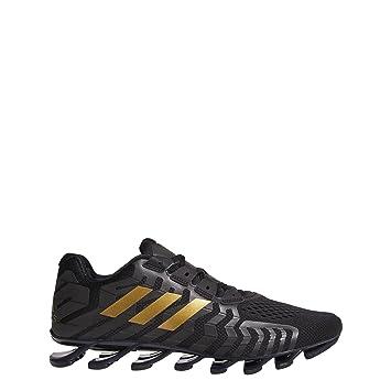 adidas Springblade Pro Running Shoes, Men, Men, Black, 8