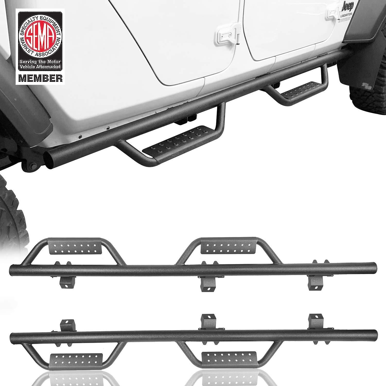 u-Box Jeep Gladiator JT 2020 Nerf Side Step Bars