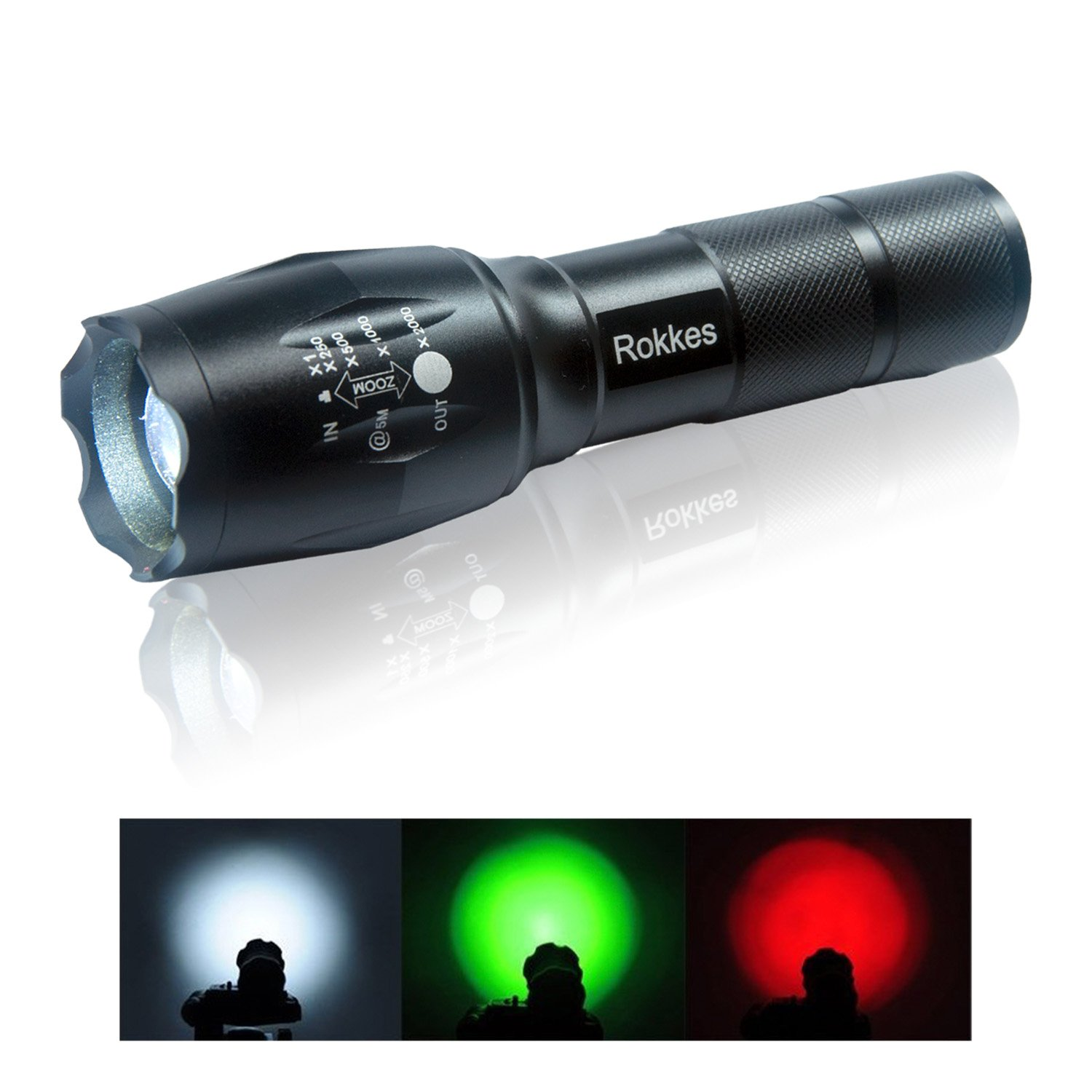 Tactical Flashlight Review