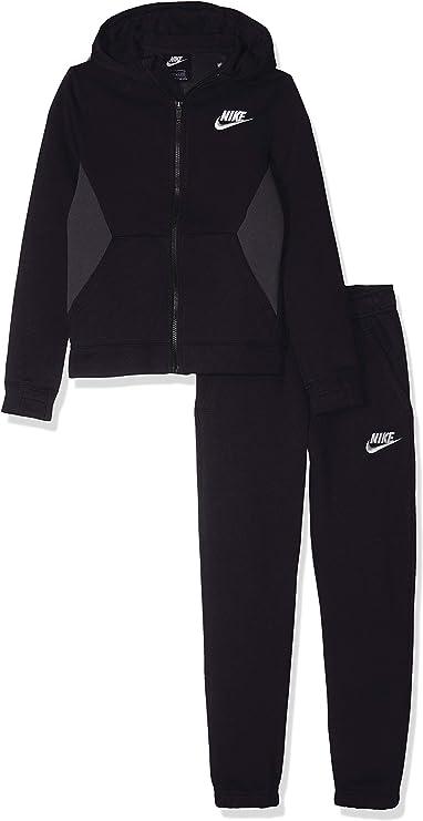 Nike B NSW TRK SUIT BF CORE, Chándal para Niños: Amazon.es: Ropa y ...
