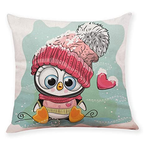 Eastery Loveleiter Christmas Pillowcase Christmas 4Er Cojín ...