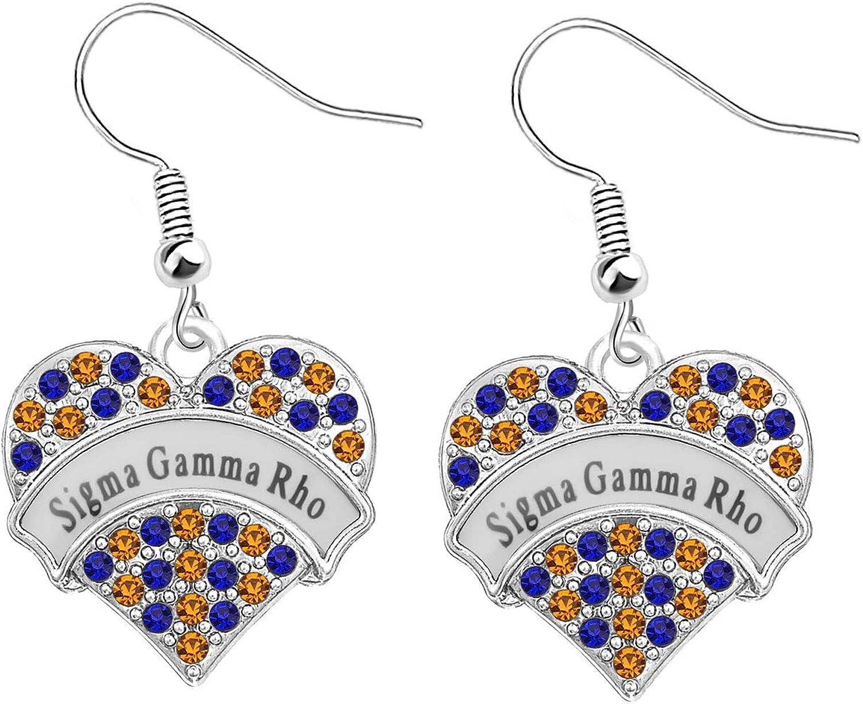 BAUNA Sigma Gamma Rho Paraphernalia Sorority Jewelry Bracelet SGRho Inspired Greek Sorority Gift for Her