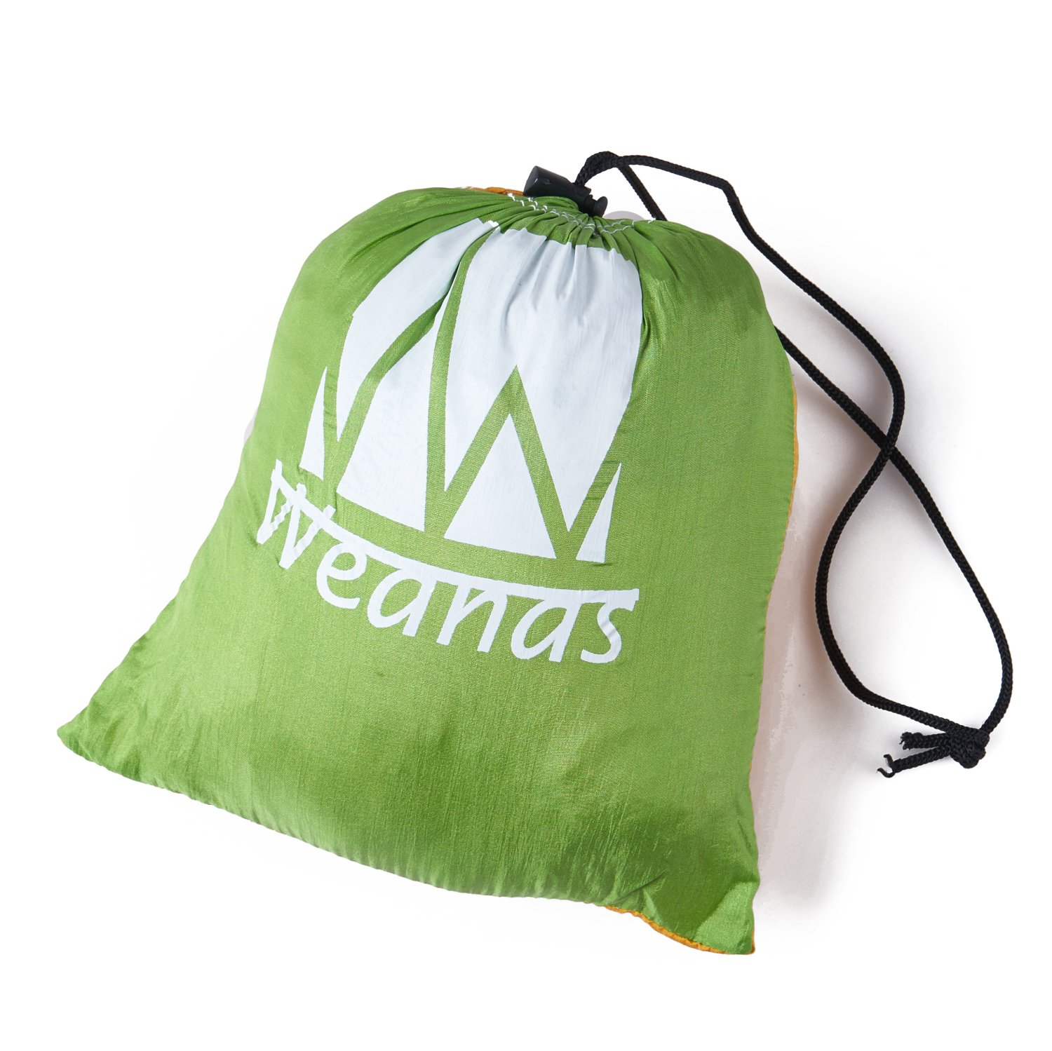 Weanas Extra Large Double Hammock Ultralight Extra Double - Purple/&Green Lightweight Portable Parachute Nylon Double Deluxe Outdoor Indoor Camping Hammock