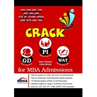 Crack WAT/GD/PI for MBA Admissions (Must for CAT/XAT/IIFT/FMS/SNAP/NMAT/CMAT Aspirants)