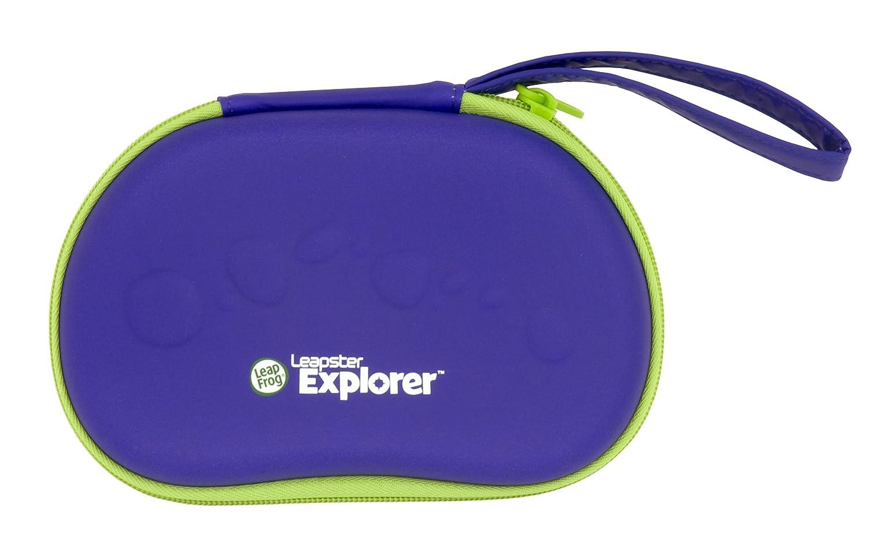 LeapFrog 39300 - Jeu Educatif Electronique - Leapster Explorer - Etui de Rangement 80-39300E