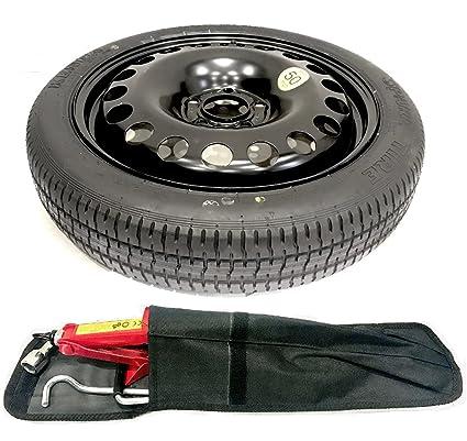 Nissan Juke Tire Size >> Nissan Juke 2007 2013 Space Saver Spare Wheel Tool Kit Cover Bag