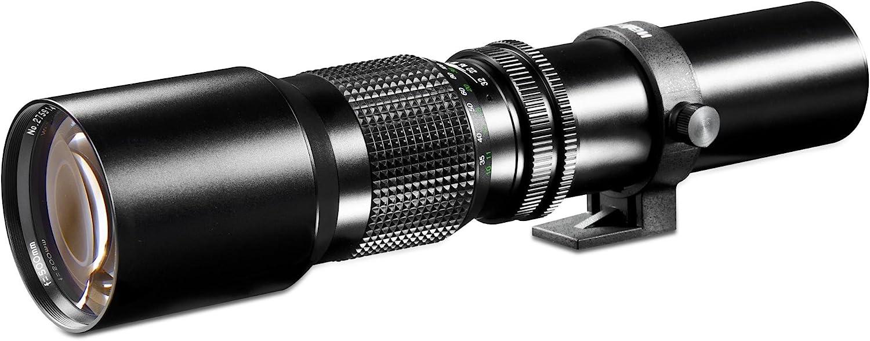 Walimex 500mm 1 8 0 Csc Objektiv Für Sony E Mount Kamera