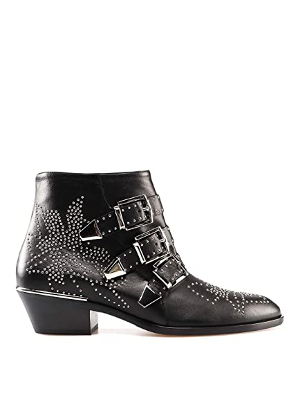 dirt cheap top brands lowest discount CHLOE' Women Susanna Studded Ankle Boots Ankle Boots: Amazon.co.uk ...