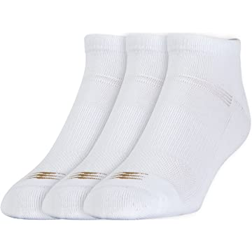 mini PowerSox Men's Coolmax Cushion Low-Cut Sock