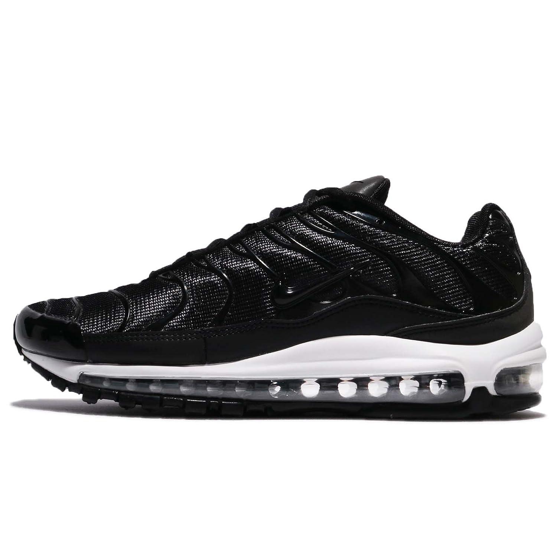 (ナイキ) エア マックス 97 プラス メンズ ランニング シューズ Nike Air Max 97 Plus AH8144-001 [並行輸入品] B078YN77MK 24.0 cm BLACK/ANTHRACITE-WHITE