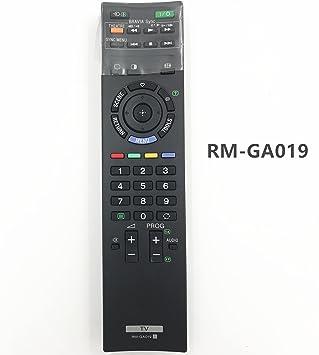 Nuevo televisor de mando a distancia RM-GA019 para Sony KLV-40BX400 KLV-40BX401 KLV-32BX300 KLV-32BX301 KLV-26BX300 KLV-26BX301 KLV-22BX300 KLV-22BX301: Amazon.es: Electrónica