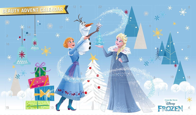 markwins Frozen Beauty Calendario de Adviento 2018: Amazon.es: Juguetes y juegos
