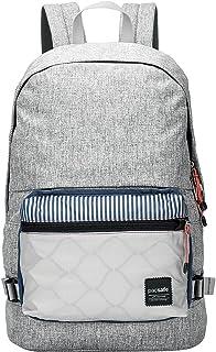 Pacsafe Slingsafe LX400 Anti-Theft Backpack with Detachable Pocket, Denim