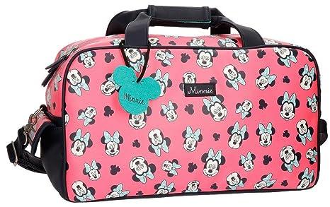 Disney Wink Bolsa de Viaje, 45 cm, 25.88 litros, Rosa ...