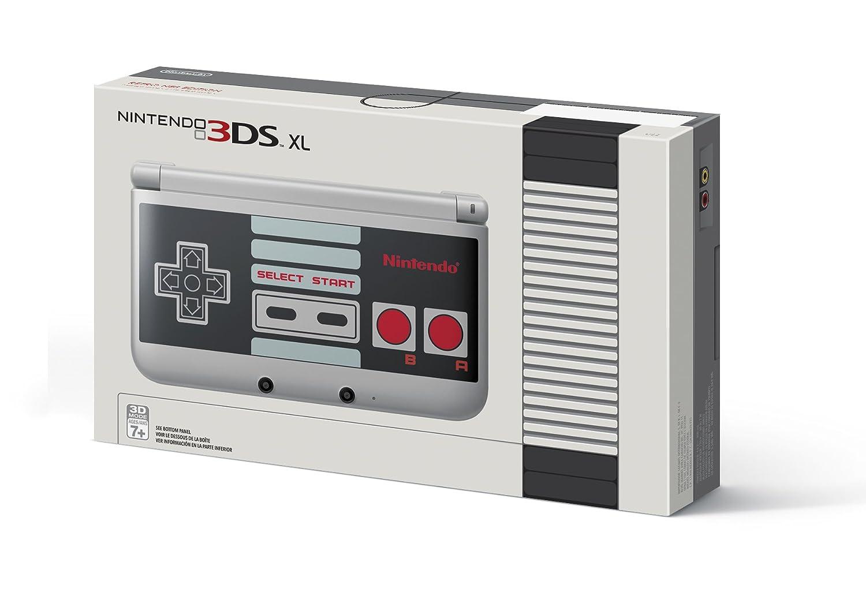 Amazon com: 3DS XL Retro NES Edition System: Video Games
