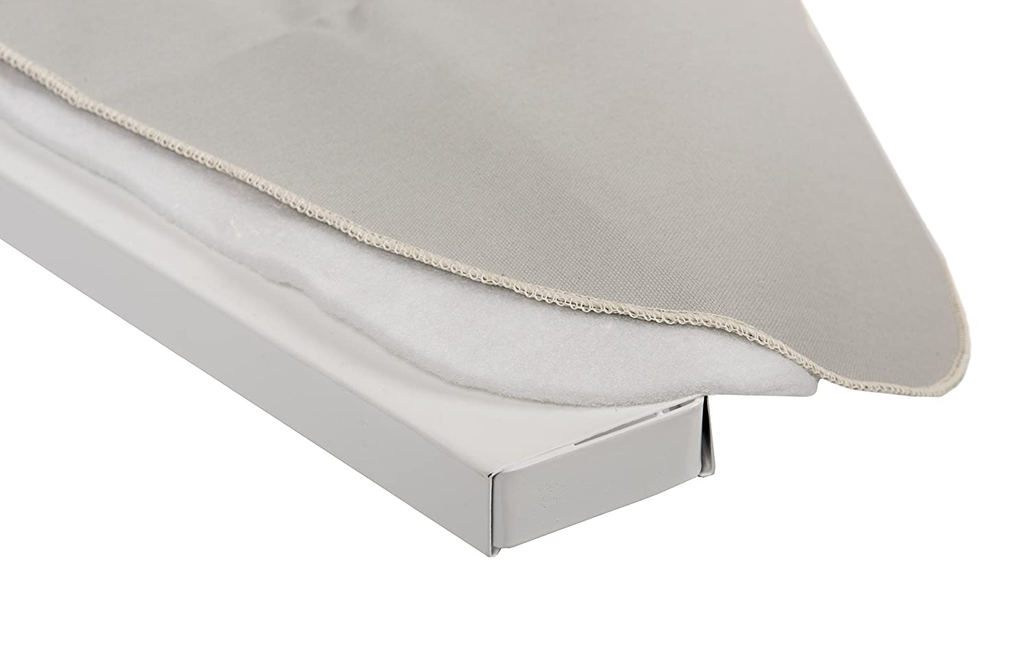 HANDi-PRESS Iron-A-Way Cover/Pad Replacement, Cool Grey 001500
