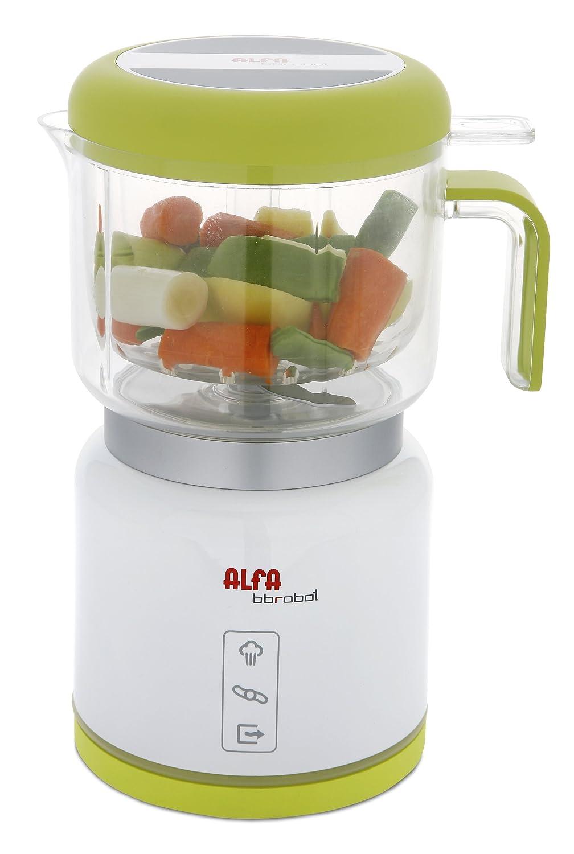 Alfa Robot Cocina 7950 Bbrobot,Esteriliza Color blanco