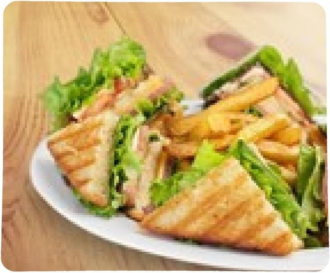 alfombrilla de ratón Club Sandwich. club sándwich: Amazon.es ...