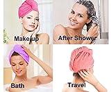 ForNeat Hair Wrap Towel Hair Turban,Fast Drying