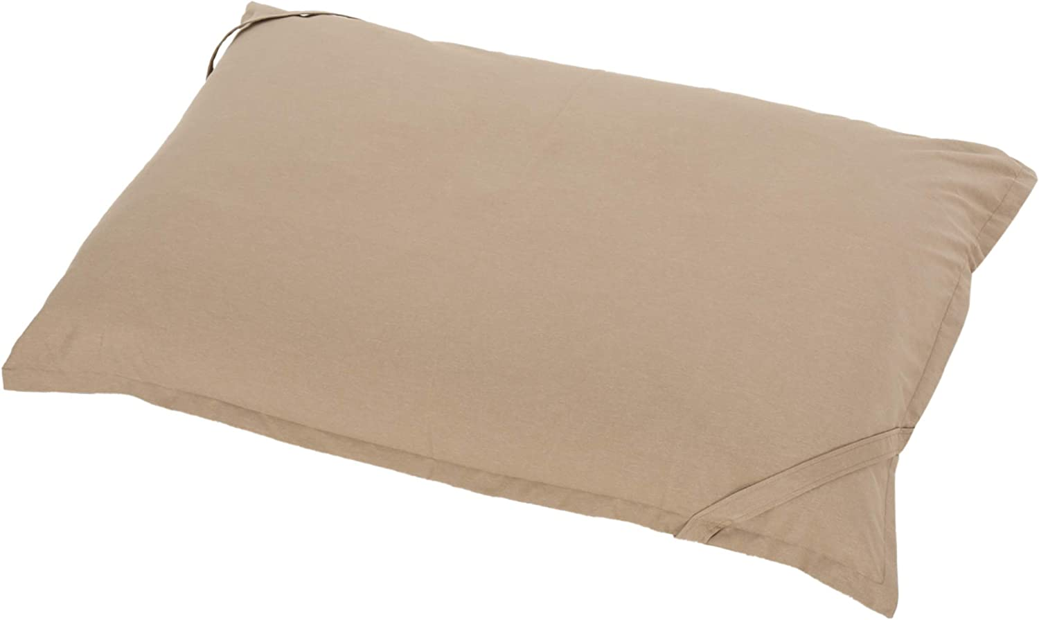 Christopher Knight Home Renata Indoor Water Resistant 5.5'x4' Lounger Bean Bag, Tuscany