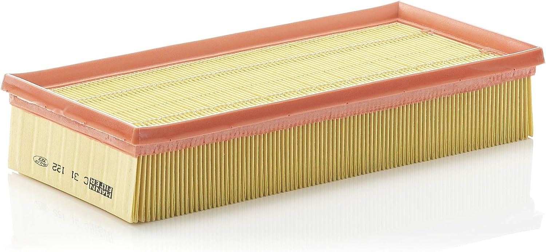 Original Mann Filter Luftfilter C 31 122 Für Pkw Auto