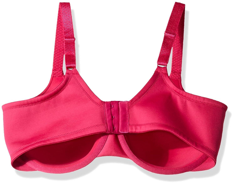 Vanity Fair Womens Beauty Back Lace Full Figure Underwire Bra 76382