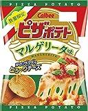 カルビー ピザポテト マルゲリータ味 60g×12袋