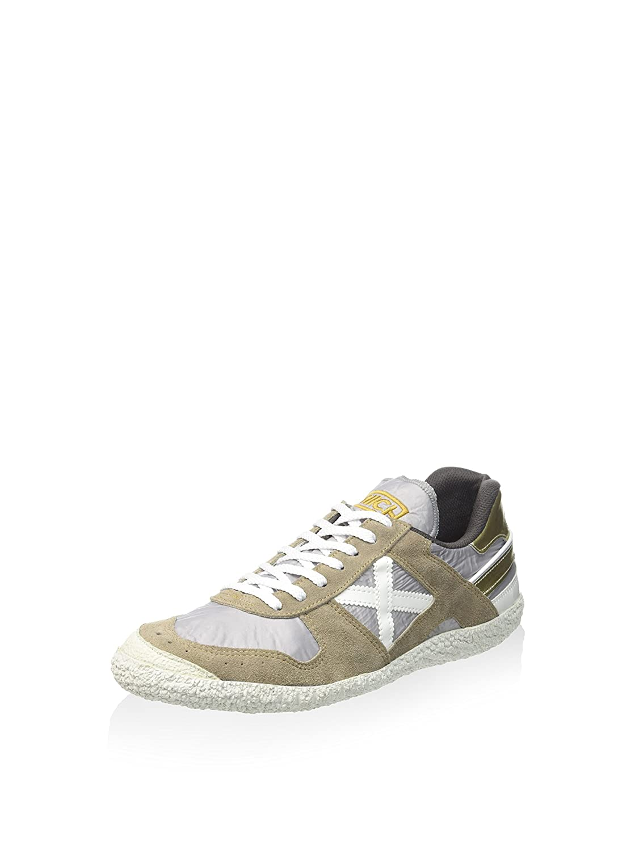 Munich EU Unisex-Erwachsene Goal Sneaker, Beige/Grau, 37 EU Munich - d6a75e