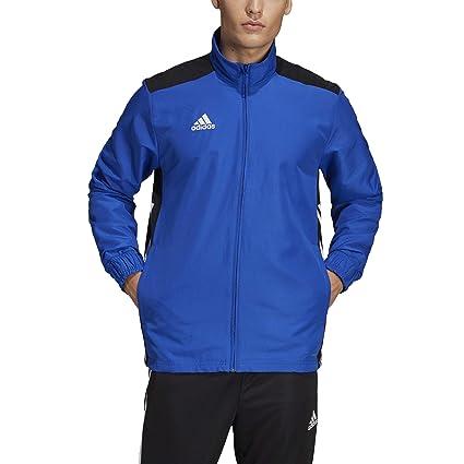 adidas Regi18 Pre Jkt Jacket Ropa Hombre Chalecos Deportes y