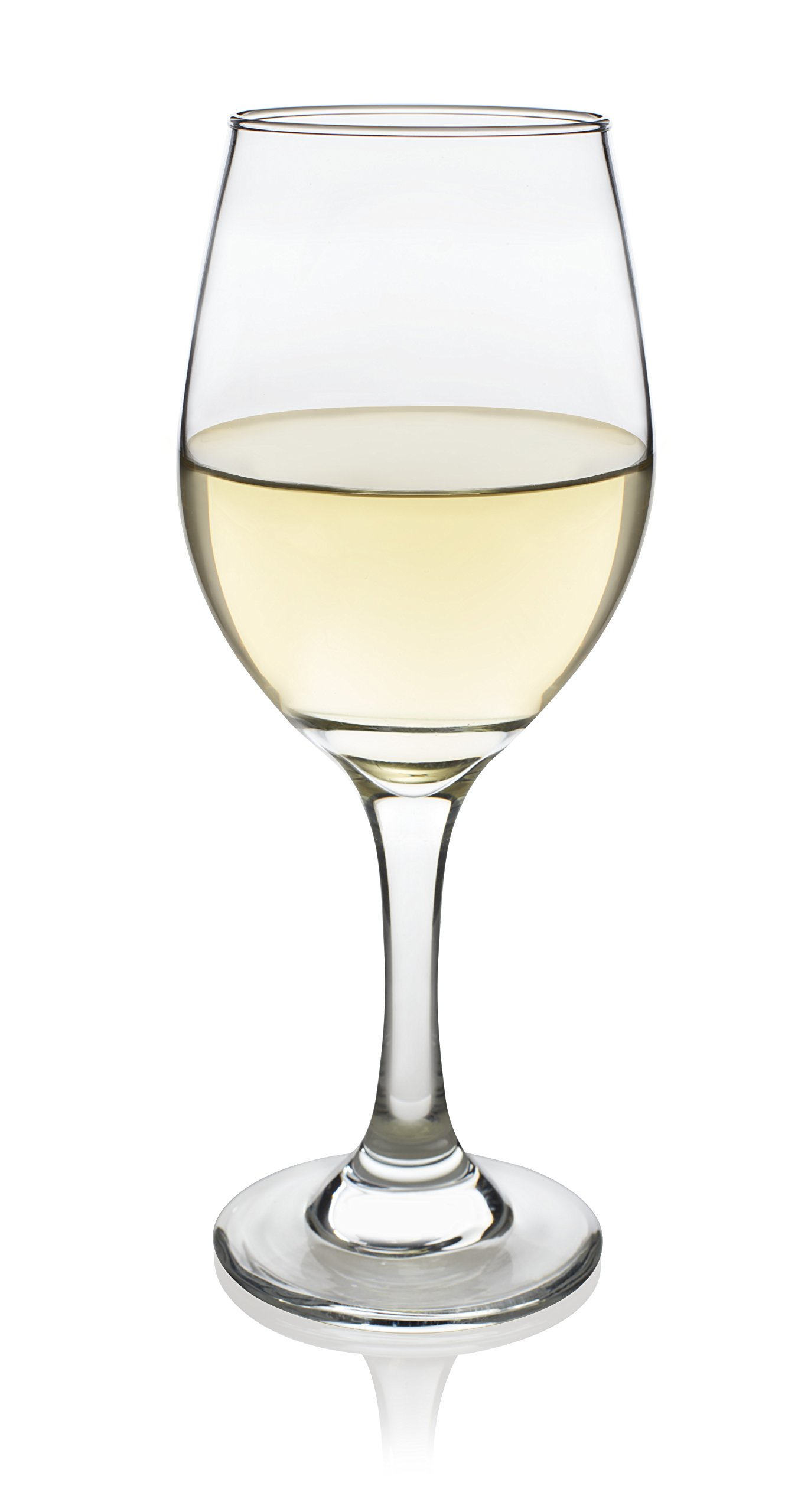 Libbey Basics 4-piece White Wine Glass Set