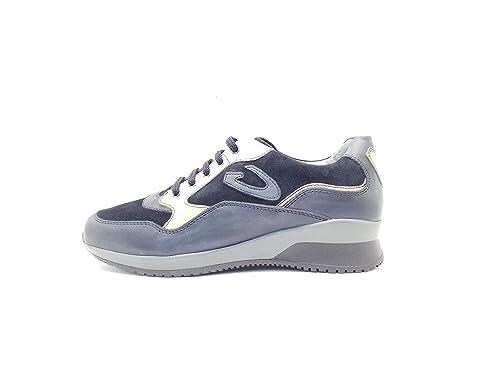 official photos 265b0 f088b Alberto Guardiani Sneakers Ragazzo Blu 36: Amazon.it: Scarpe ...