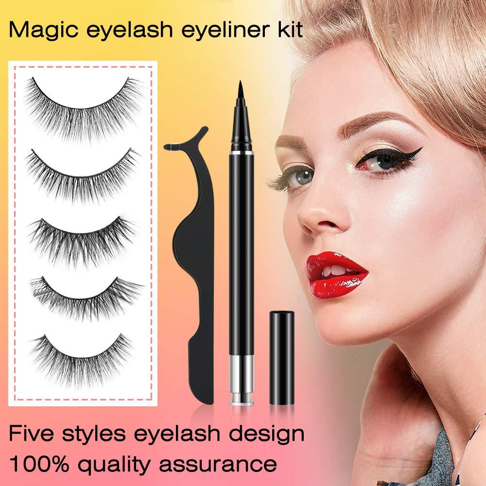 Amazon Coupon Code for Magnetic Eyelashes and Eyeliner Kit