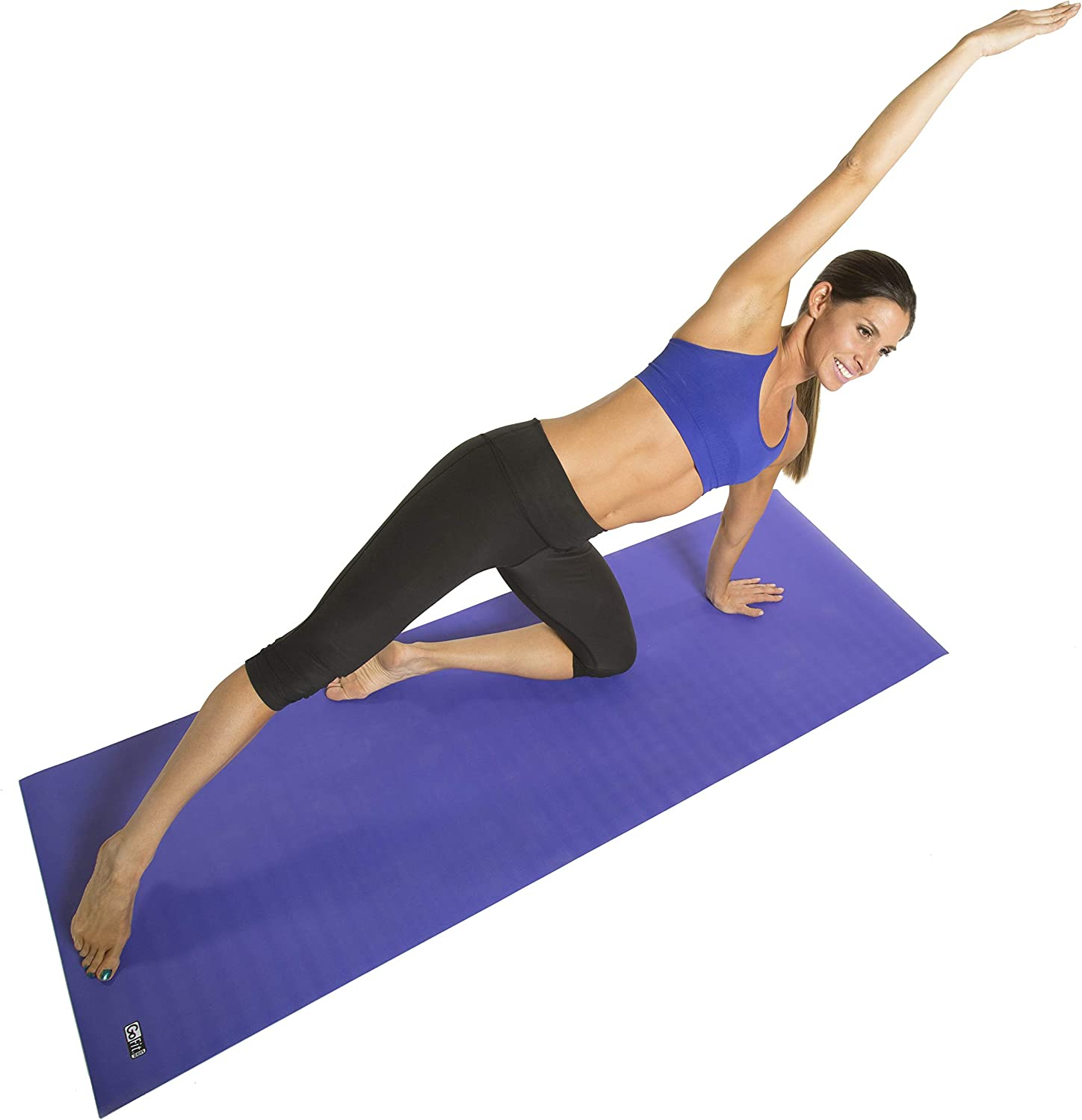 GoFit Summit Multi Purpose Mat - 4mm Thick