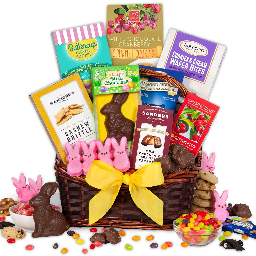 Amazon easter morning breakfast gift basket gourmet easter sweets treats basket negle Image collections