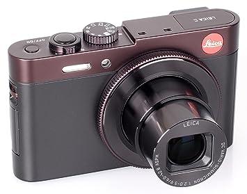 Amazon.com : Leica Camera 18489 12.1MP Digital Camera with 7x ...