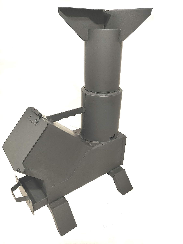 SHTFandGO 50BMG - Calentador para tienda de campaña, a ...