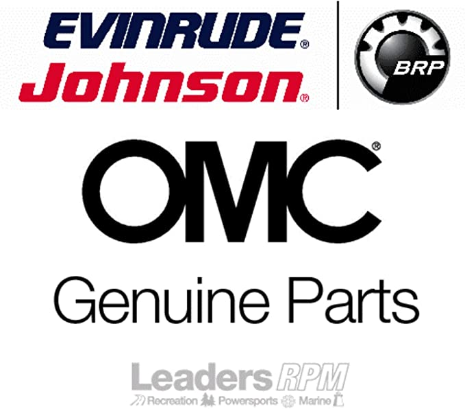 Genuine Johnson Evinrude OMC Parts