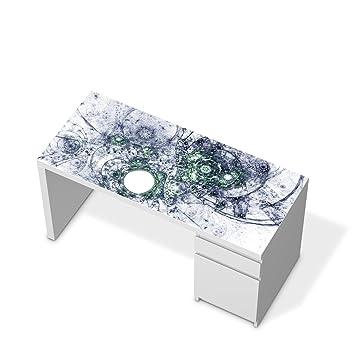 De decoración para IKEA solía tablero de la mesa de escritorio ...