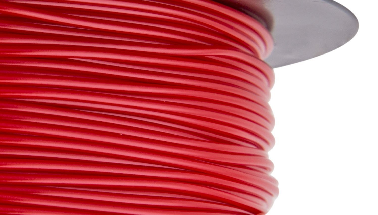 HATCHBOX PLA 3D Printer Filament 1 kg Spool Dimensional Accuracy +//- 0.03 mm Red 3D PLA-1KG1.75-RED 1.75 mm